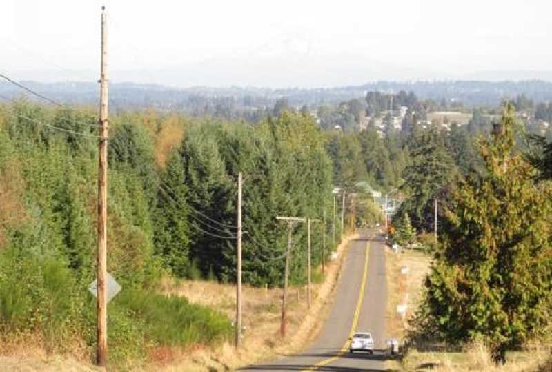 COURTESY CITY OF SHERWOOD  - Sherwood West is 1,291 acres of urban reserve properties west and north of Sherwood city limits.