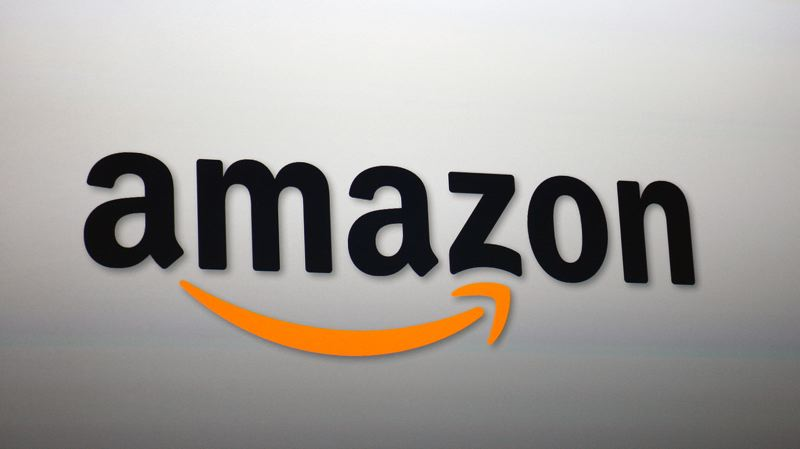 COURTESY: AMAZON.COM - Amazon's logo, coming to an Oregon city near you now.