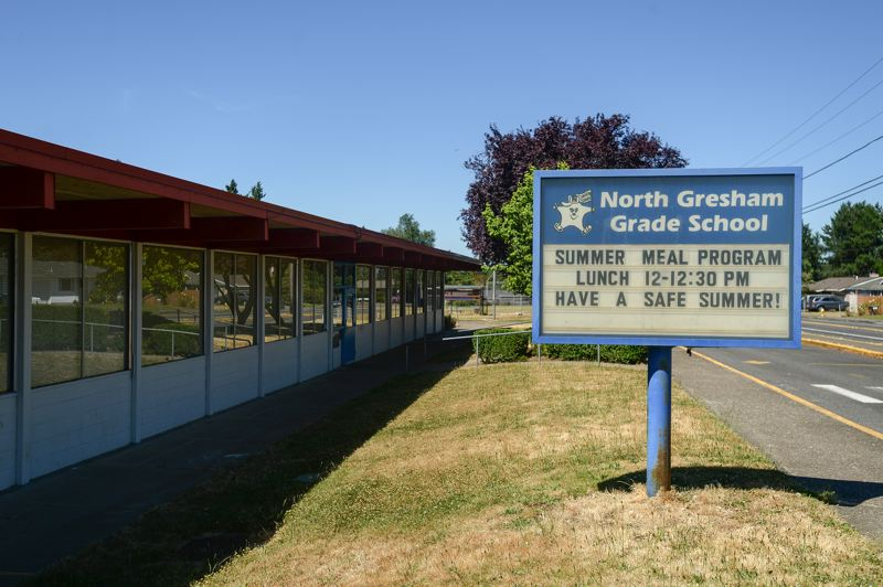 FILE PHOTO - North Gresham Elementary School