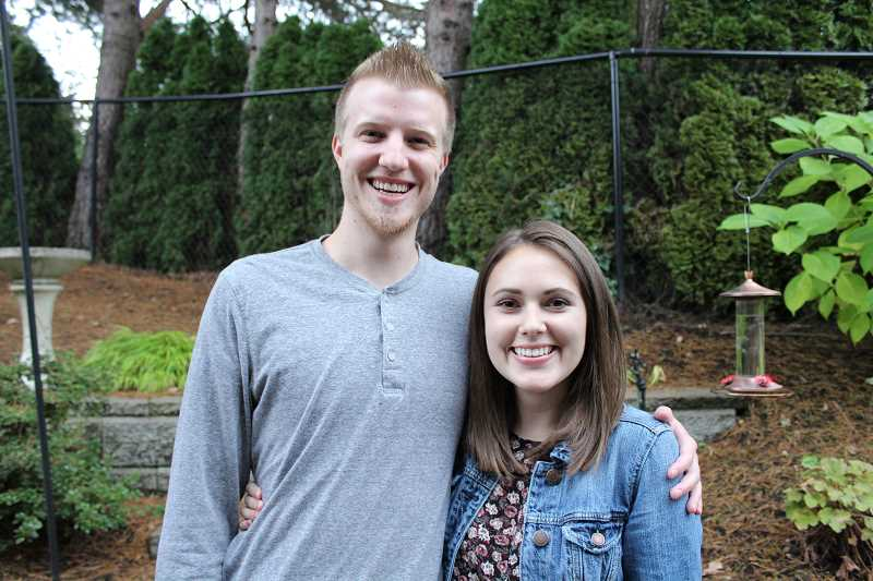 REVIEW PHOTO: SAM STITES - Jacob and Marissa Lyda decided sacrificing now to be able to live the type of life they want later was worth it. Now, the West Linn couple are completely debt free.