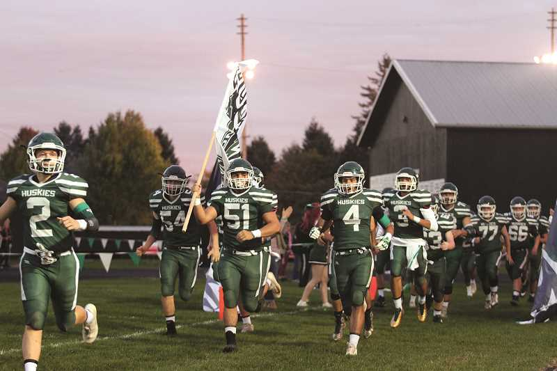 PHIL HAWKINS - The North Marion defense that has given up less than 10 points a game against Oregon West opponents will have its hands full against a Cottage Grove offense that averages nearly 50 points a game.