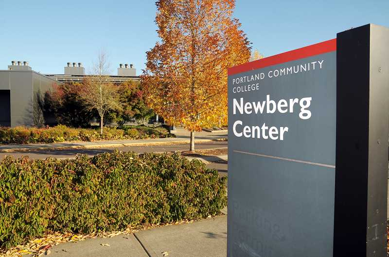 GARY ALLEN - While a contractor claims the roof on the Newberg Center has failed, PCC officials say that is not the case.