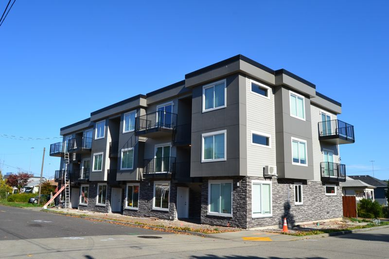 PAMPLIN MEDIA GROUP: JULES ROGERS - Many multi-family apartments on the medium-sized scale — purely residential, without retail on the ground floor — are popping up in Sellwood.