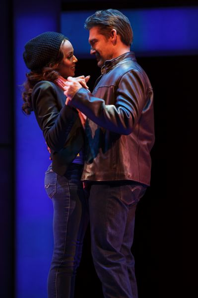 COURTESY: JOAN MARCUS - Deborah Cox and Judson Mills star in 'The Bodyguard,' staging at Keller Auditorium, Nov. 7-12.