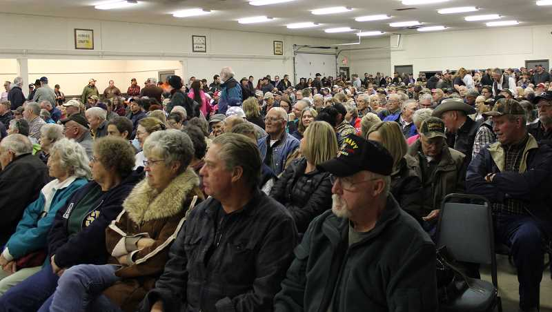 CENTRAL OREGONIAN - The origins of the Natural Resources Plan can be traced back to a proposal for a National Recreation Area on the Ochoco National Forest that residents showed up in force to oppose.