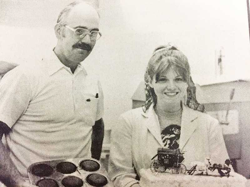 ARCHIVE PHOTO - In 1977, a bakery opened at the Safari Club.