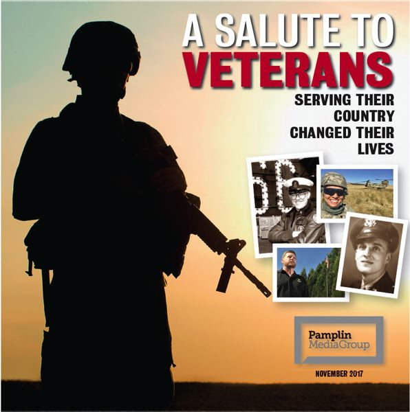(Image is Clickable Link) Veterans Day 2017 - Pamplin Media Group