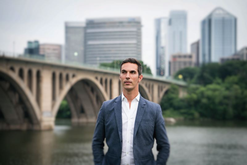 COURTESY PHOTO - Ari Shapiro, a co-host of 'All Things Considered' on NPR, still enjoys his 'side project' of singing. 'I like staying busy, it keeps me engaged and never gets boring.'