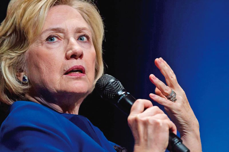 Hillary Clinton's $1,000 per plate Portland stop has already sold out.