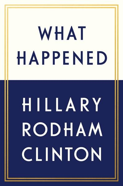 Hillary Clinton is touring the country promoting her book.
