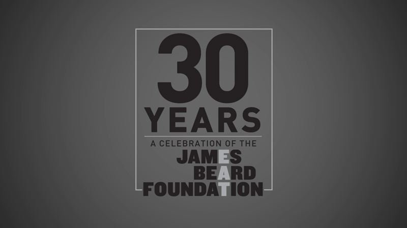 COURTESY IMAGE - '30 Years: A Celebration of the James Beard Foundation'