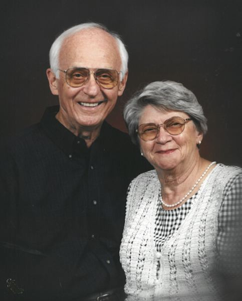CONTRIBUTED PHOTO - Yolande and Leo Saindon were married for 62 years and their love survived many trials in that time.