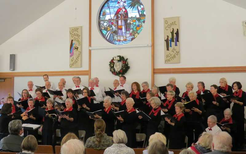 I-5 Connection is gearing up for its holida concert