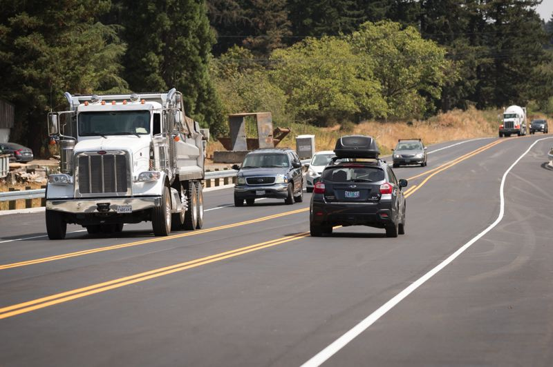 FILE - Basalt Creek Parkway, an extension for which is planned east to Boones Ferry Road, has been tentatively designated as the future jurisdictional boundary between Tualatin and Wilsonville.