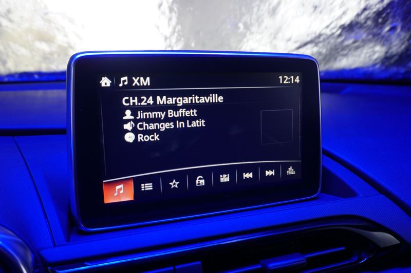 PORTLAND TRIBUNE: JEFF ZURSCHMEIDE - Both trims offer you the Mazda Connect infotainment and smartphone integration system, with a Bose 9-speaker sound system.