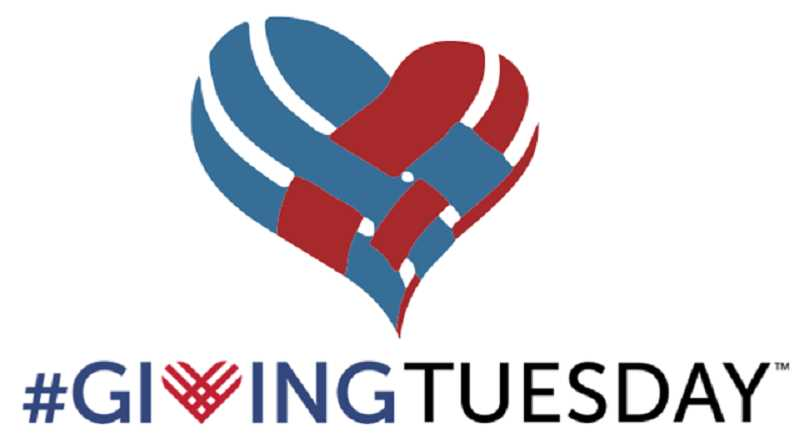 GRAPHIC ILLUSTRATION COURTESY OF THE CANBY CENTER - The Canby Center is hosting Giving Tuesday on Nov. 28 at 6:30 p.m.