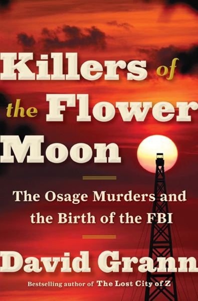 COURTESY IMAGE - 'Killers of the Flower Moon'