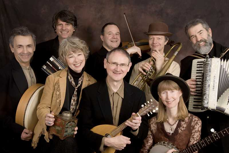 Christmas With The Trail Band is back in Canby on Friday, Nov. 24, at the Richard R. Brown Fine Arts Center