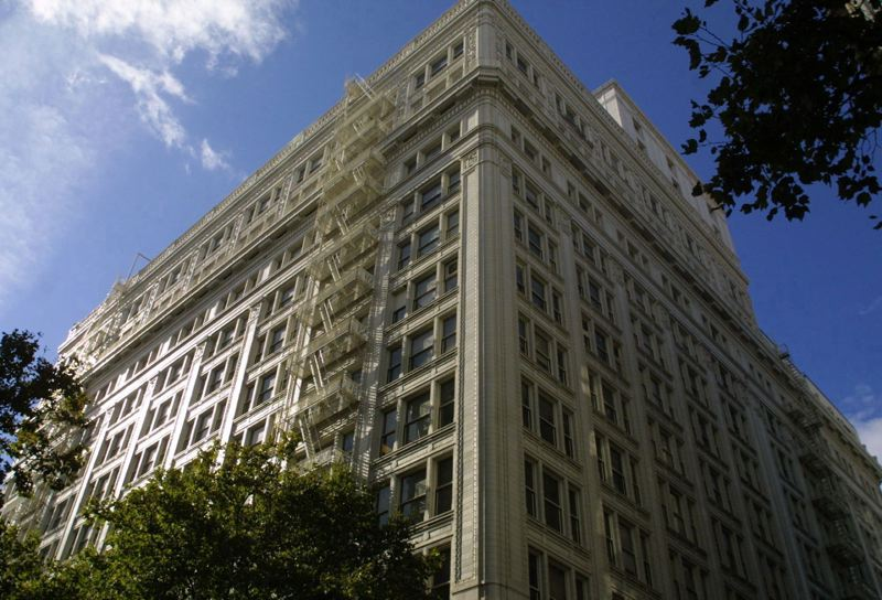 PAMPLIN MEDIA GROUP FILE PHOTO - Oregon State University signed a lease Monday, Nov. 20, to occupy the second floor of the Meier & Frank Building in downtown Portland.