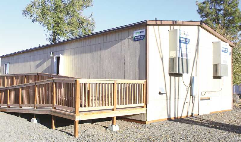 CENTRAL OREGONIAN - The Regeneration House, at its new Madras Highway location, will be taking in up to 16 homeless men at a time during the winter months