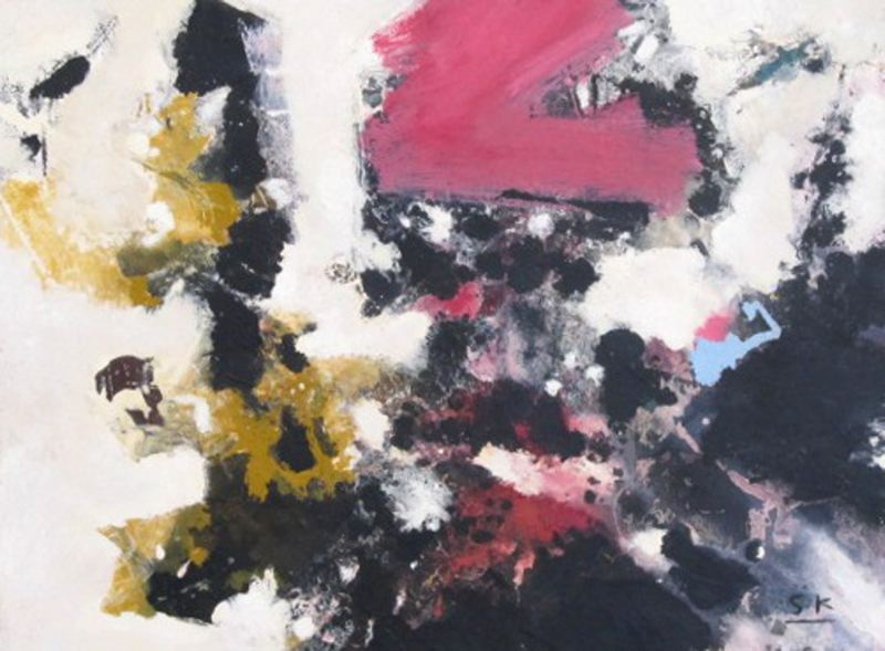 COURTESY PHOTO - Steve Kleier's watercolor abstracts will be featured at the Walters.