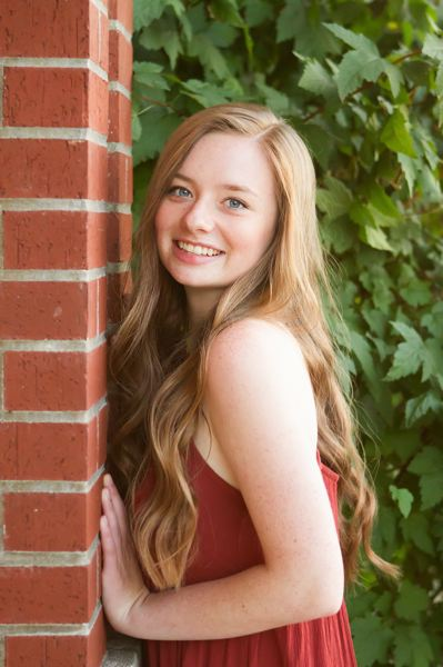 CONTRIBUTED PHOTO: MORGAN MYRVOLD - Estacada High School senior Morgan Myrvold  plans to study to be an elementary school teacher after graduation.