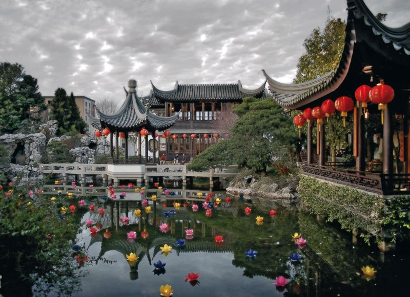 PAMPLIN MEDIA GROUP: FILE PHOTO - The Lan Su Chinese Garden in Chinatown won $50,000 in community liveability grants to compelte ADA upgrades.