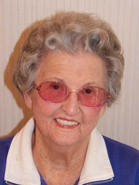 SUBMITTED BY AMY BURNHAM - Grace Burnham, of Canby, turned 105 years old on Nov. 20.