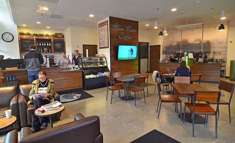 Pamplin A Group Blue Moon Coffee Finds New Home In Downtown La Provence Lake  Oswego Urbanspoon