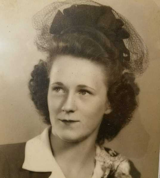 SUBMITTED PHOTO - June Louise Reed Moore (Gilson)
