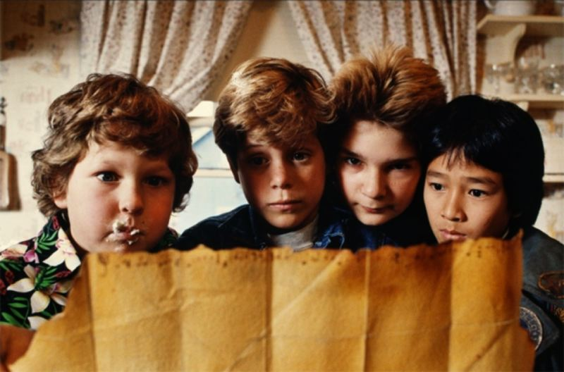 COURTESY: NORTHWEST FILM CENTER - The Northwest Film Center presents 'The Goonies,' Dec. 16.