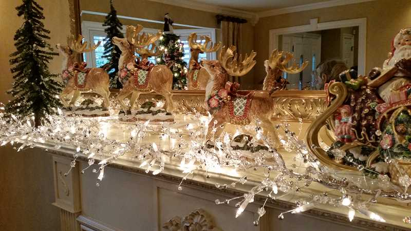 The annual Christmas Tour of Homes is Dec. 9.