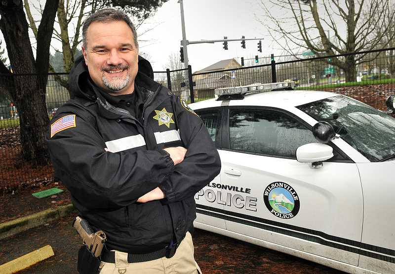 SPOKESMAN PHOTO: VERN UYETAKE - In Wurpes view, the police and community must forge a symbiotic relationship in order to maximize livability and minimize crime.