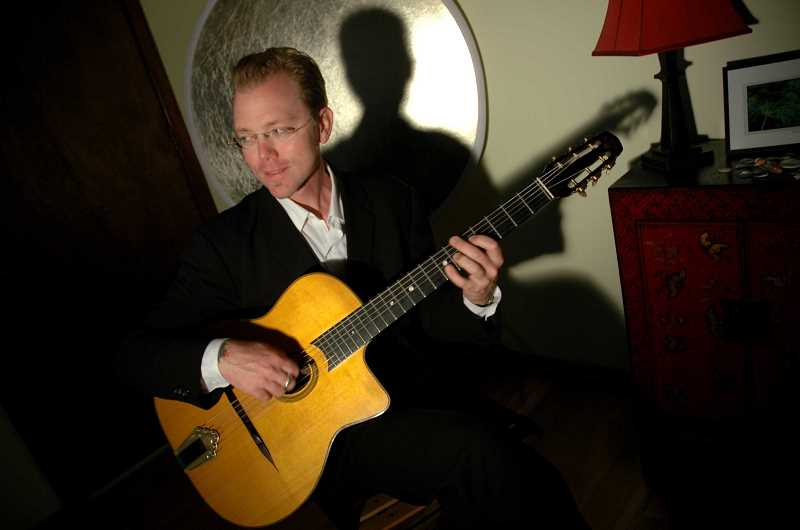 PHOTO COURTESY OF LAKE OSWEGO PARKS & RECREATION - Portland's own Pete Krebs is one of the headliners at this year's Holiday Concert in Lake Oswego. The show is set for 7 p.m. on Saturday, Dec. 16, at Lakeridge High School.