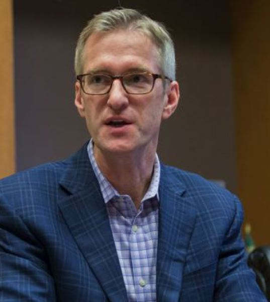 PORTLAND TRIBUNE: JONATHAN HOUSE - Mayor Ted Wheeler