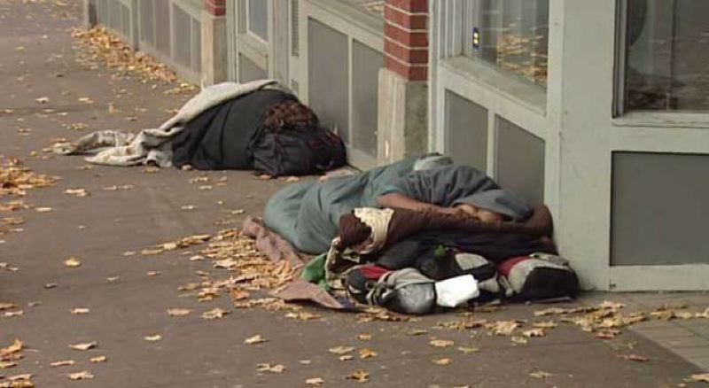 KOIN 6 NEWS. - Emergency shelters have been opened because of the wind chill factor.