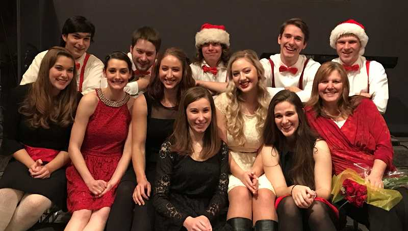 A Canby ensemble will perform Dec. 17.