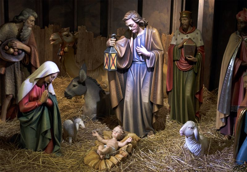 COURTESY: THE GROTTO - The Grotto is a place to celebrate the season and the reason for the season.