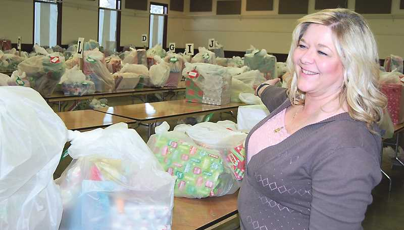 RAMONA MCCALLISTER/FOR THE CENTRAL OREGONIAN