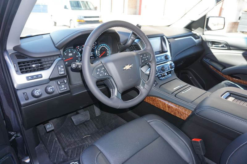 PORTLAND TRIBUNE: JEFF ZURSCHMEIDE - Inside, the RST comes with an upgraded interior and Chevy's best infotainment system.