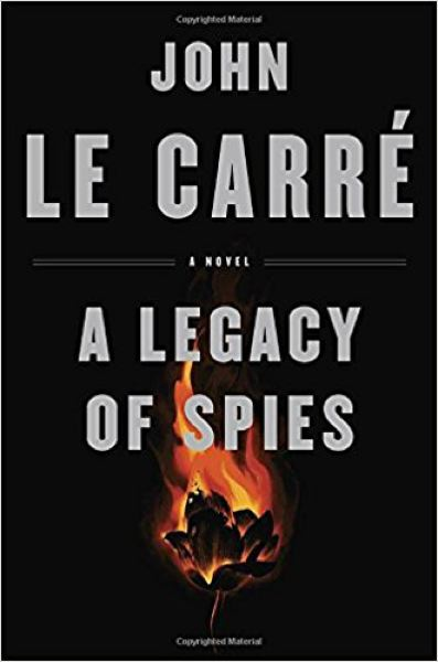 COURTESY IMAGE - 'A Legacy of Spies'