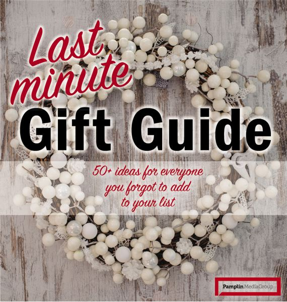 (Image is Clickable Link) Last Minute Gift Guide 2017