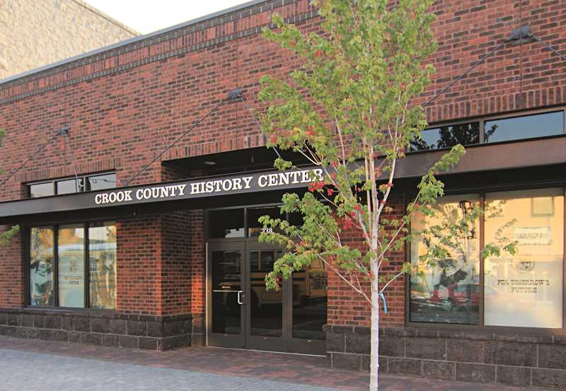 CENTRAL OREGONIAN FILE PHOTO - The Crook County Historical Society will hire a new Bowman Museum executive director.