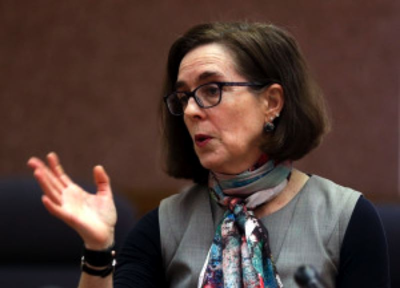 DON RYAN - The request by Oregon Gov. Kate Brown comes on top of a record $40 million in funding for homeless services approved by the legislature in 2017.