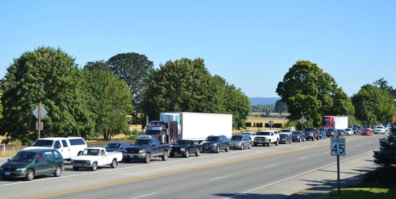 PAMPLIN MEDIA GROUP: FILE PHOTO - Upzoning will also make traffic and congestion worse in the short- to medium-term