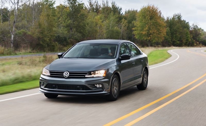 VOLKWAGEN OF AMERICA - The exterior styling of the 2018 Volkswagen Jetta is crisp but restrained.