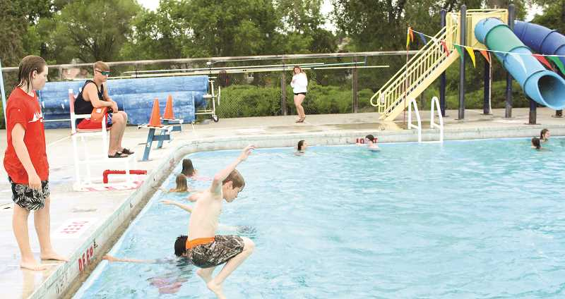CENTRAL OREGONIAN - One of the primary needs highlighted by members of the public is a recreational component for a new pool.