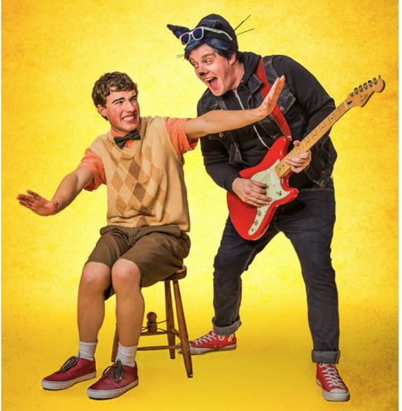 CONTRIBUTED PHOTO: OWEN CAREY - Young Sandy actor Jackson Wells, 16, co-stars in 'Pete the Cat: The Musical' premiering at 2 p.m. Saturday, Jan. 20 at the Newmark Theatre in Portland.