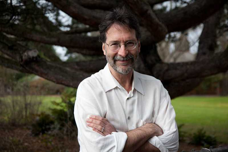 "PHOTO COURTESY OF THE UNIVERSITY OF PORTLAND - Author Brian Doyle, who died in late May at age 60, was a beloved member of the Lake Oswego community. His novel ""Mink River"" was the selected title for the Lake Oswego Reads program in 2012."