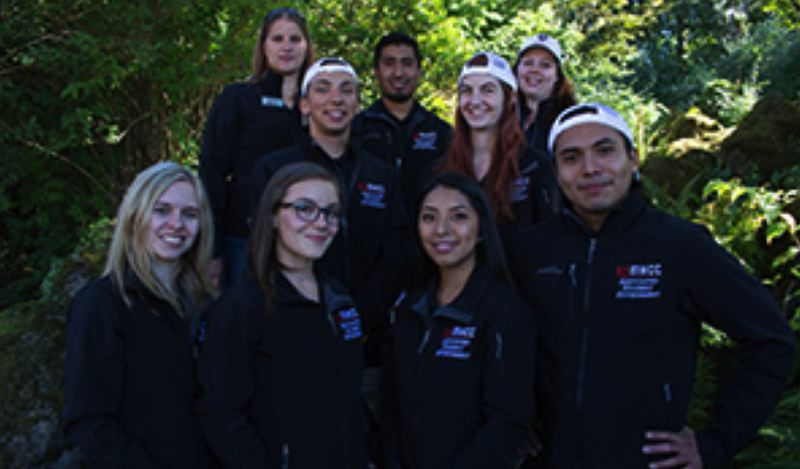 COURTESY PHOTO - The Executive Cabinet at Mt. Hood Community College.